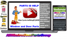 Finding all your old window and door replacement parts is fast and easy.